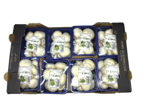 Buy White Mushrooms Box Online