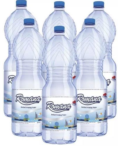 Buy Romana Bottled Drinking Water (6 X 1.5ltr) Online