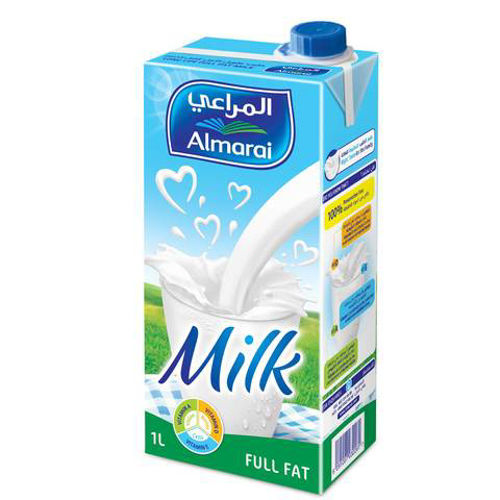 Buy Almarai Long Life Milk Full Fat Online