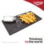 Buy French Fries 7x7mm Salted and Coated Extra Crispy Online