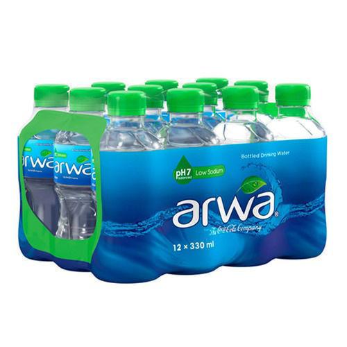 Buy Arwa Drinking Water (12 X 330ml) Online