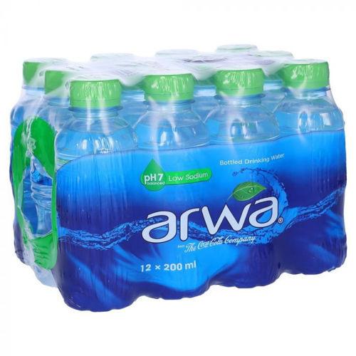 Buy Arwa Drinking Water (12 X 200ml) Online